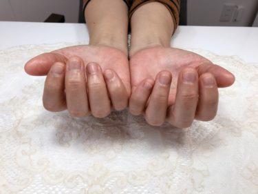 深爪 自爪育成 ネイル 美爪クリエイター スクール