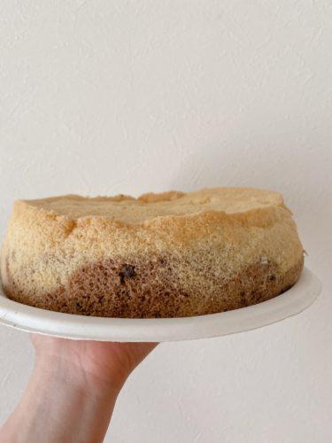 【グルテンフリー】米粉シフォンケーキ