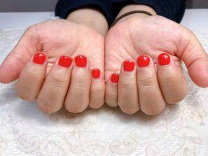 反り爪 自爪育成 ネイルスクール 美爪クリエイター
