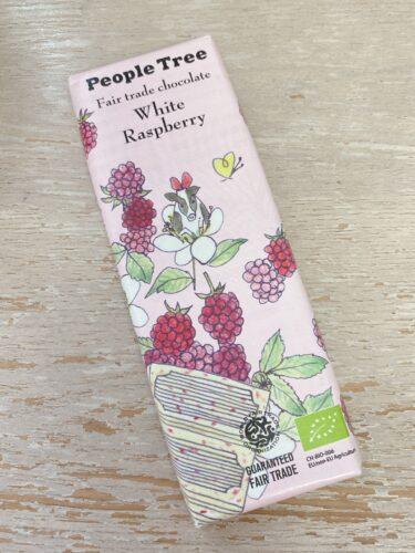 ピープルツリー チョコ 植物油脂