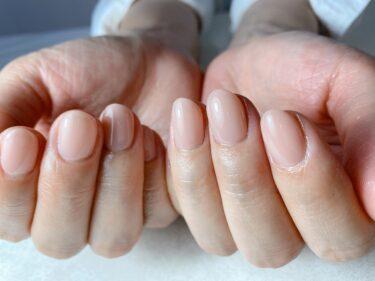 白い部分 爪 ストレスポイント